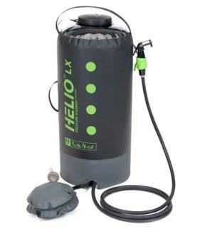 helio shower 22 liter