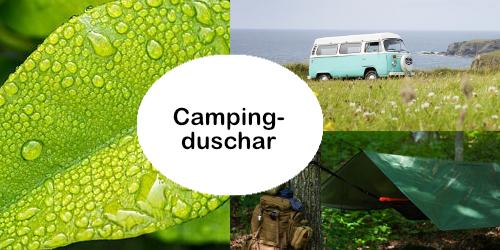 Campingduschar